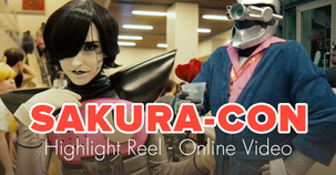 Sakura Con - Highlight Reel