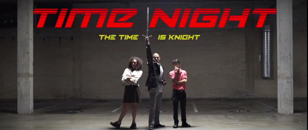 Time Knight - Short Film
