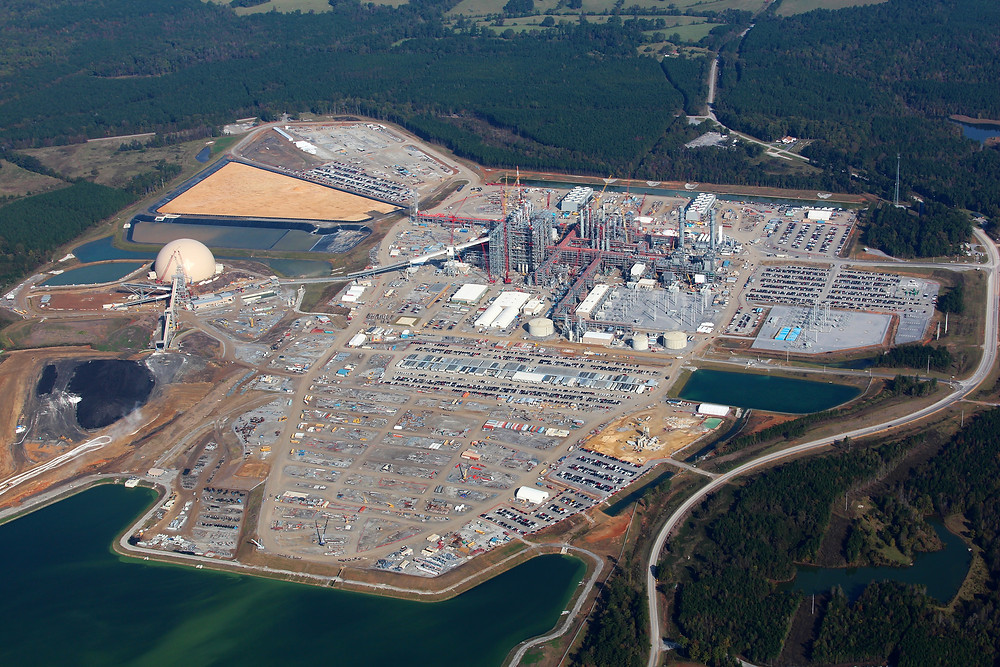 INVESTMENT: The Southern Company has already written off $6.5 billion in Kemper Project costs. Photo by Mississippi Power
