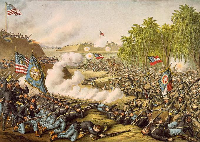 Blokade Vicksburg, Blokade Paling Bersejarah dalam Perang Saudara Amerika Serikat