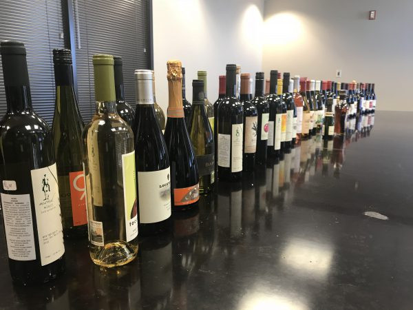 CORKED: The Mississippi Department of Revenue and Attorney General's Office seized this wine shipped illegally into the state. Photo by Mississippi Attorney General's office