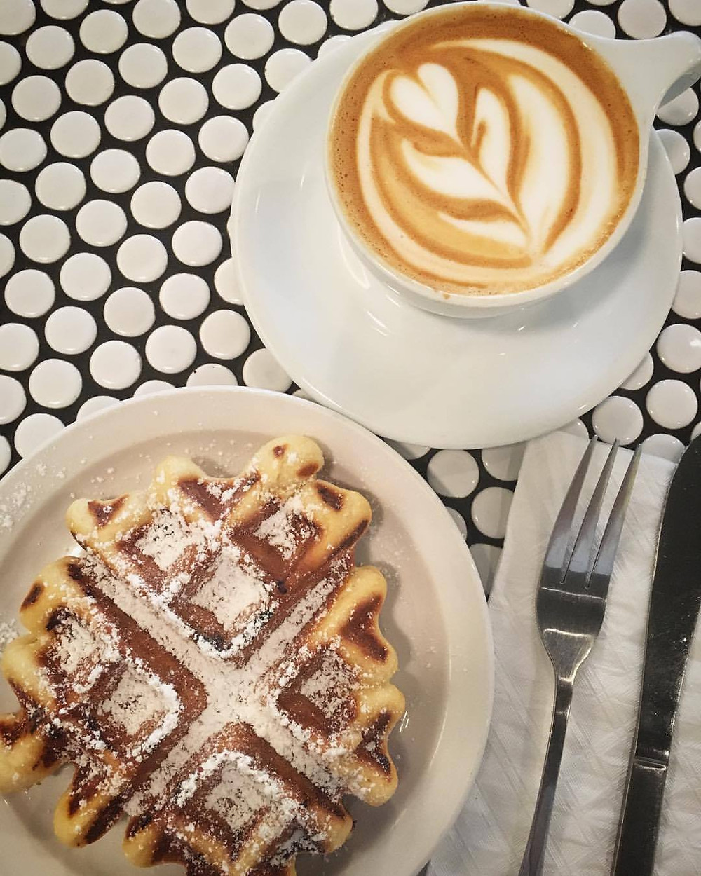 Trendy Coffee Hotspots in the South by Jenny Cox Holman, Jenny Cox Holman writer