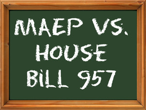 Key differences between EdBuild proposal and the House's proposed formula rewrite