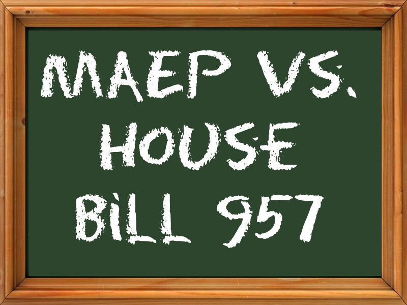 VERSUS: There are key differences between the original EdBuild proposal and the bill dropped Friday by House Speaker Philip Gunn Photo illustration by Steve Wilson