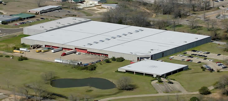 The state's alcohol warehouse in Madison County near Gluckstadt. Photo by the state of Mississippi