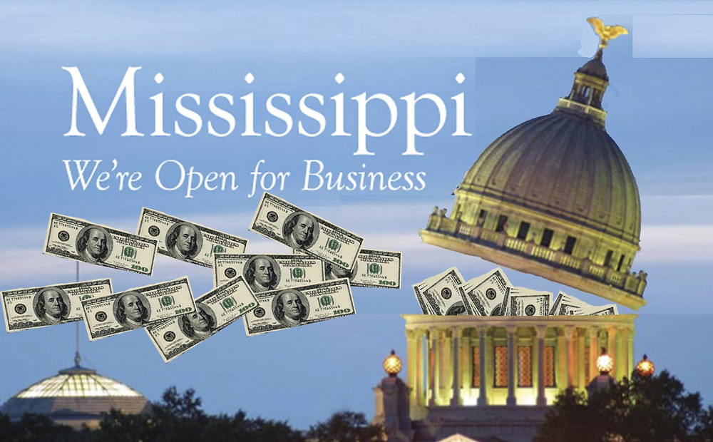 PAID: State agencies are hiring contract lobbyists to represent their interests. Photo illustration by Steve Wilson