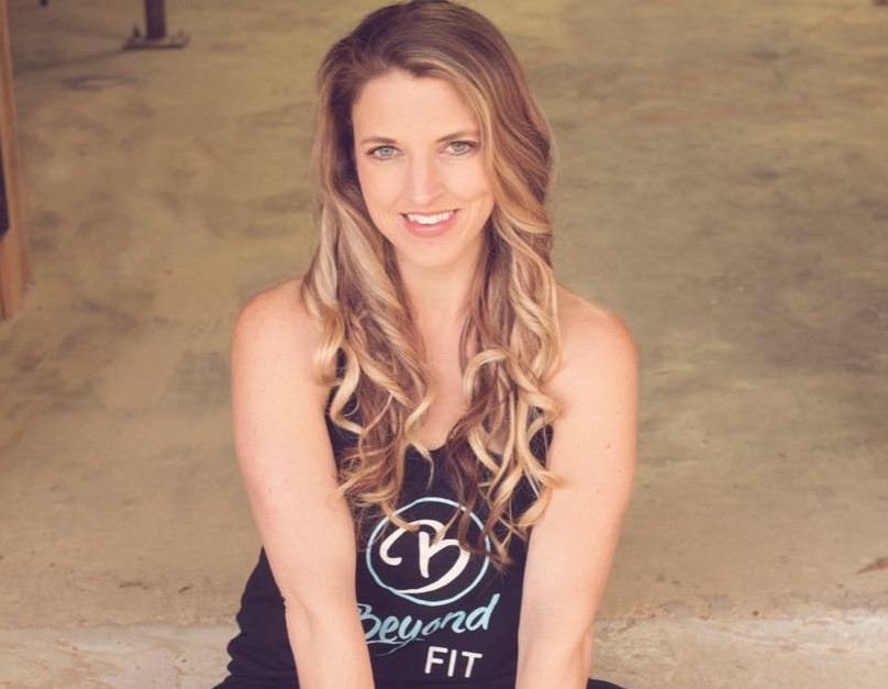 Fitness Advice by Award-Winning Personal Trainer Tierney Russell Quick, Jenny Cox Holman writer