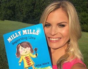 TV anchor premieres children's book at Lemuria Thursday