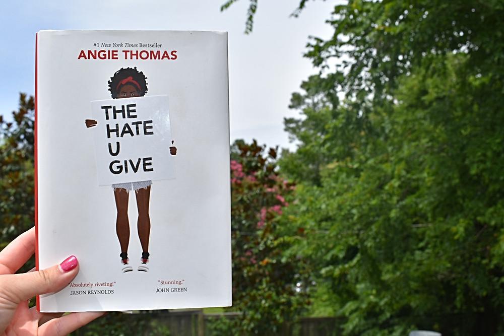 Madeline Burdine, Madeline Burdine writer, Mississippi Millennials, MS Millennials, The Hate U Give Book, Angie Thomas, Angela Thomas,