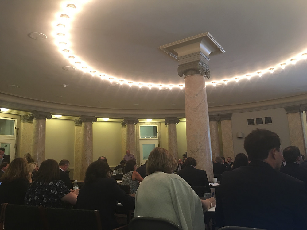 The Mississippi Legislature held a hearing Monday about the state's certificate of need program that regulates the building of hospitals and 17 other healthcare facilities in the state. Photo by Steve Wilson