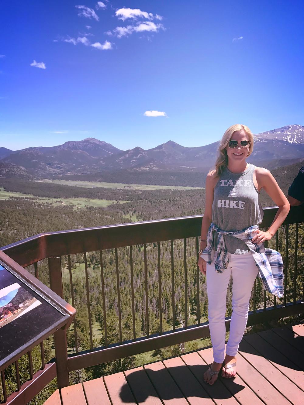 Captivating Colorado by Jenny Cox Holman, Jenny Cox Holman writer
