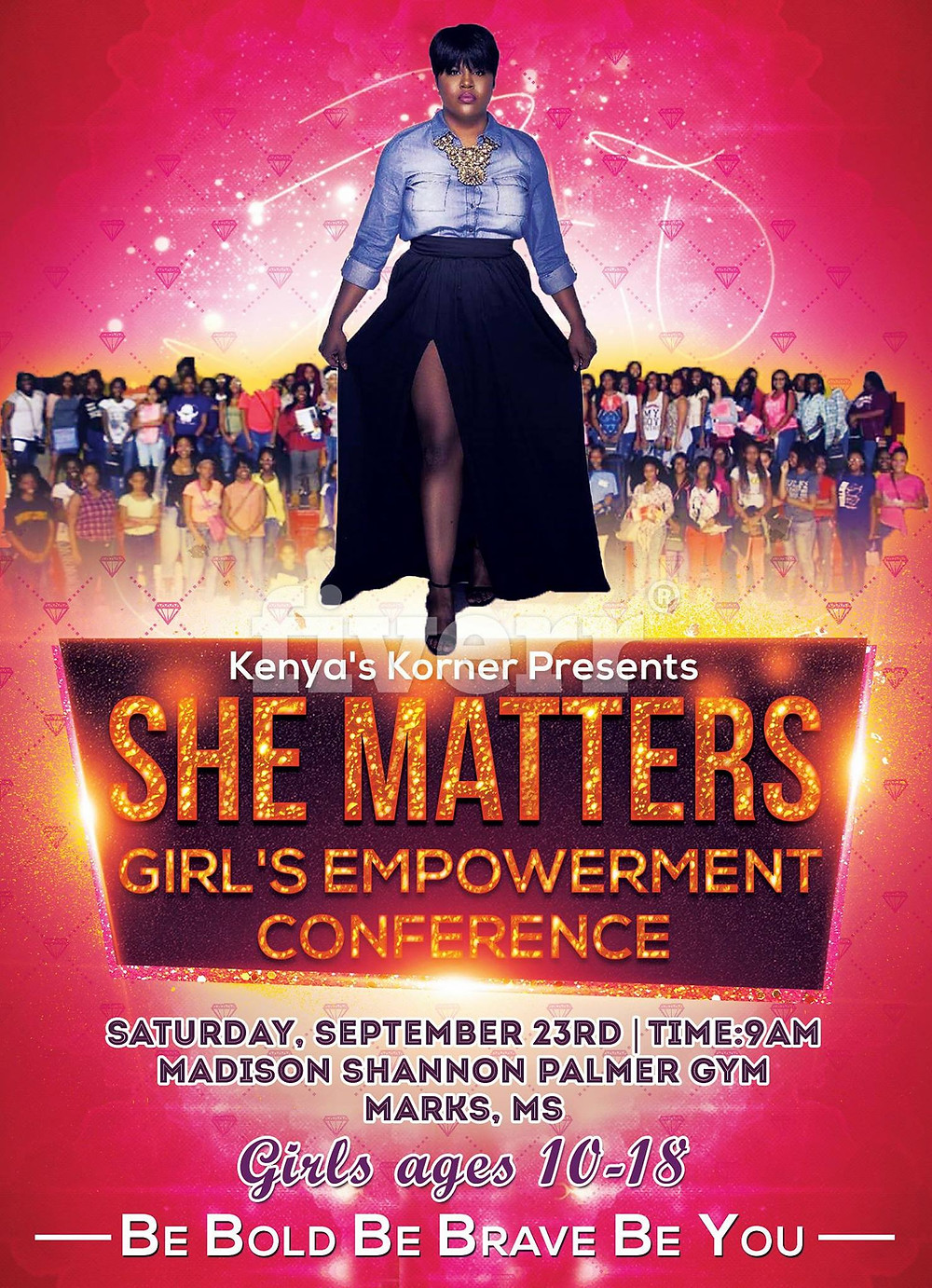 She Matters Girl's Empowerment Conference