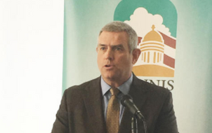 House Speaker pitches $270 million infrastructure tax swap plan