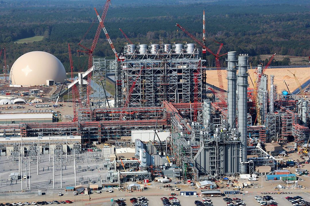 The Kemper Project is still the source of controversy despite the company putting the stop to completing its gasifiers. Photo by Mississippi Power