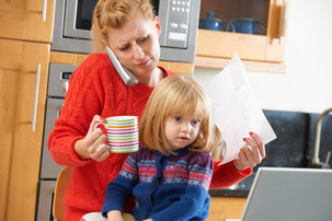 Should Moms Stay at Home or Work?