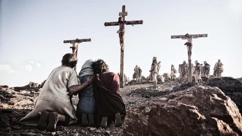 The Thief on the Cross_Good Friday, Jenny Cox Holman writer