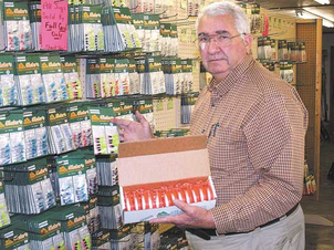 What's around the bend? Crappie jig legend Eddie Slater knows for sure.