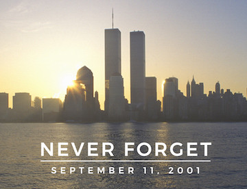 On a Cruise Ship during September 11, 2001