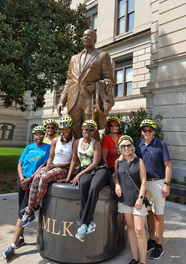 Bicycle Tours of Atlanta