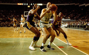 50 years ago, Bailey Howell helped Celtics beat Lakers for 10th title