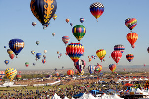 5 Must-See Magnificent Balloon Festivals
