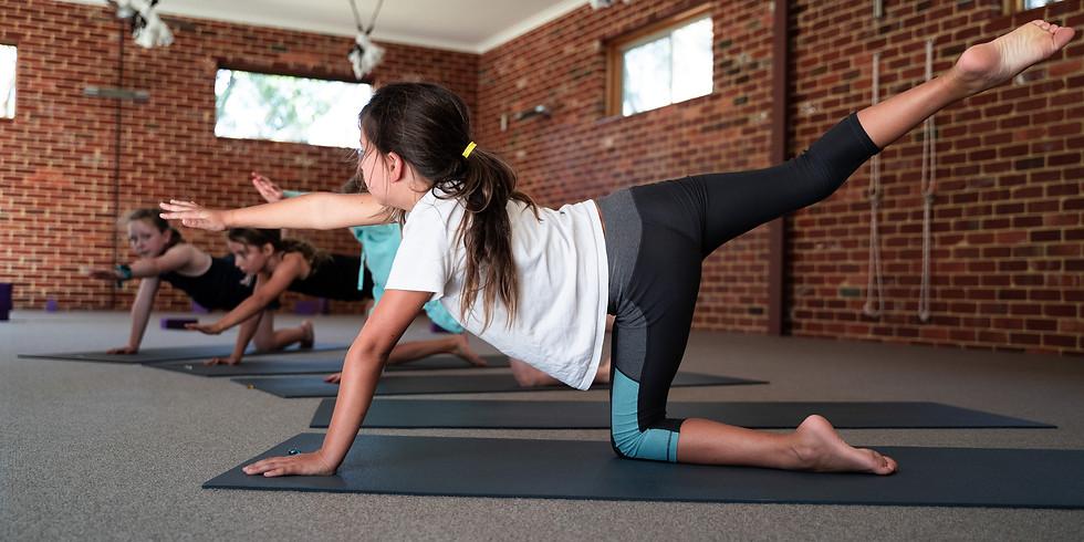 Live Primary Yoga & Mindfulness Class