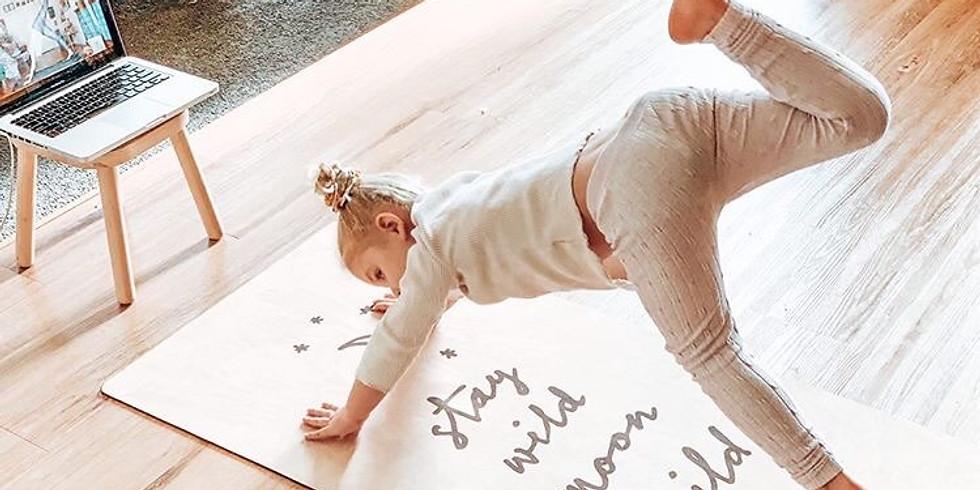 Juniors Bedtime Yoga Class