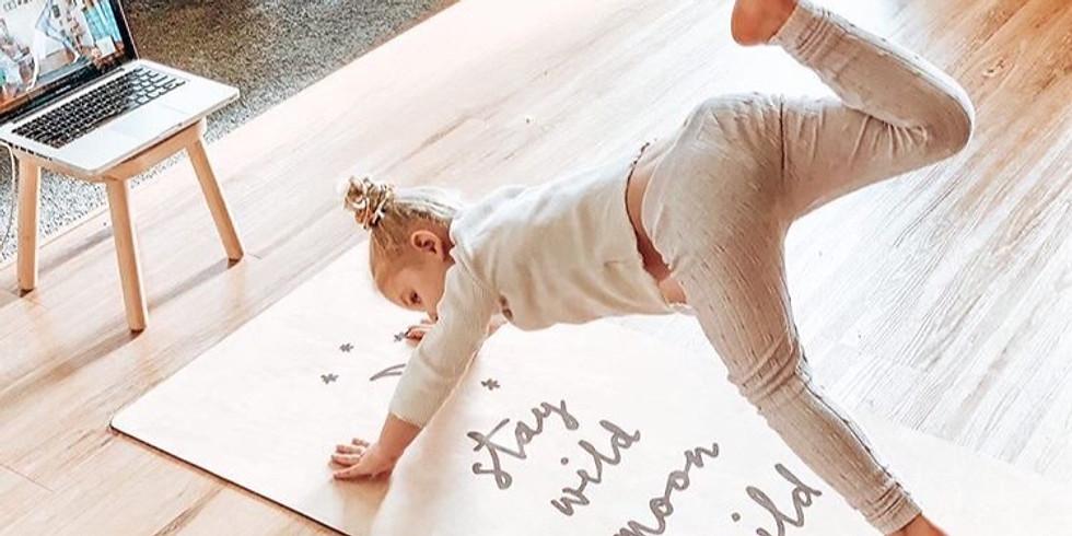 Zoom PRE-SCHOOL Yoga & Mindfulness Class 🧘🏽