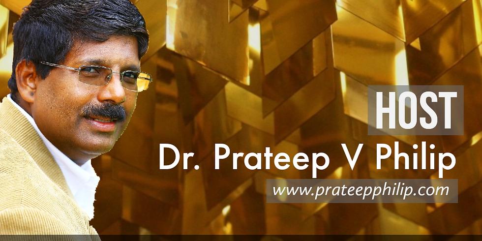 Eqthinking Webinar - Dr. Prateep V Philip