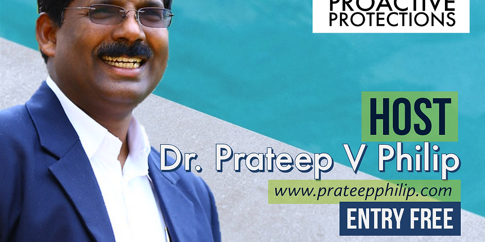 Eqthinking - Dr. Prateep V Philip