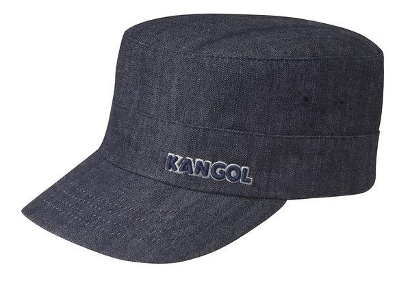 Kangol Denim Flexfit Army Cap