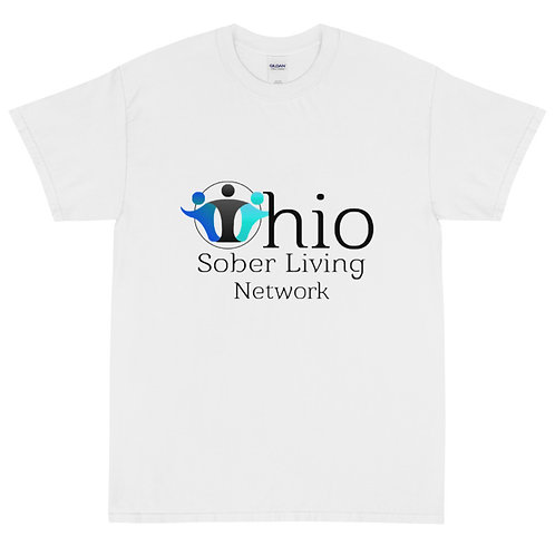 Ohio Sober Living Classic Short Sleeve T-Shirt