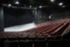 The Key Theatre w Peterborough - Widownia
