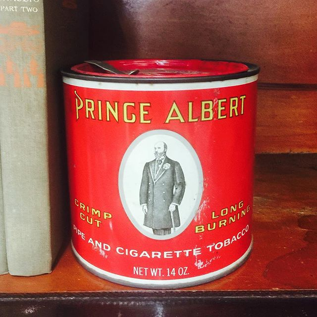 Do you have Prince Albert in a can__._._