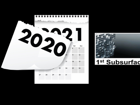 Adjusting to turmoil - 2020 review - 1st Subsurface
