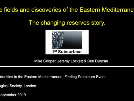 Finding Petroleum: Eastern Mediterranean