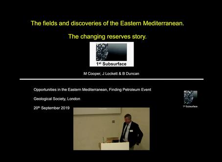 Eastern Mediterranean Presentation - Finding Petroleum