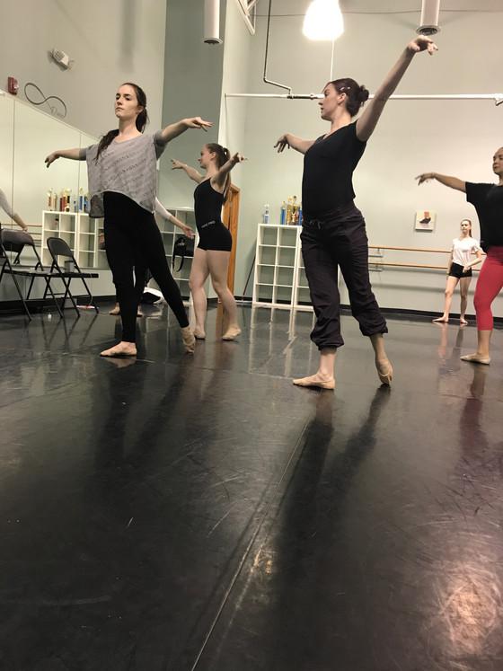 Trifecta Dance Collective Intern Program