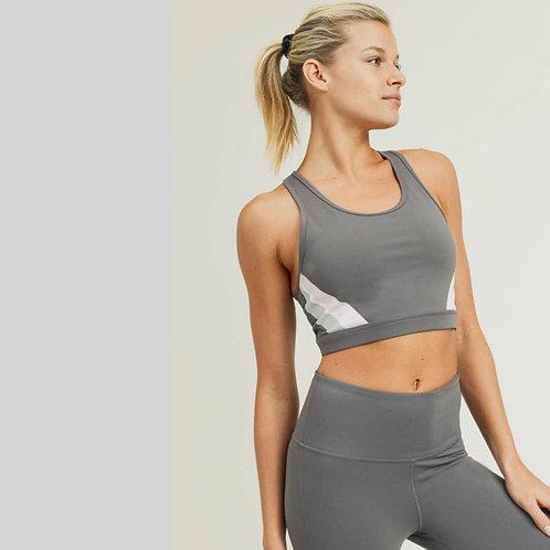 Stone Yoga Top