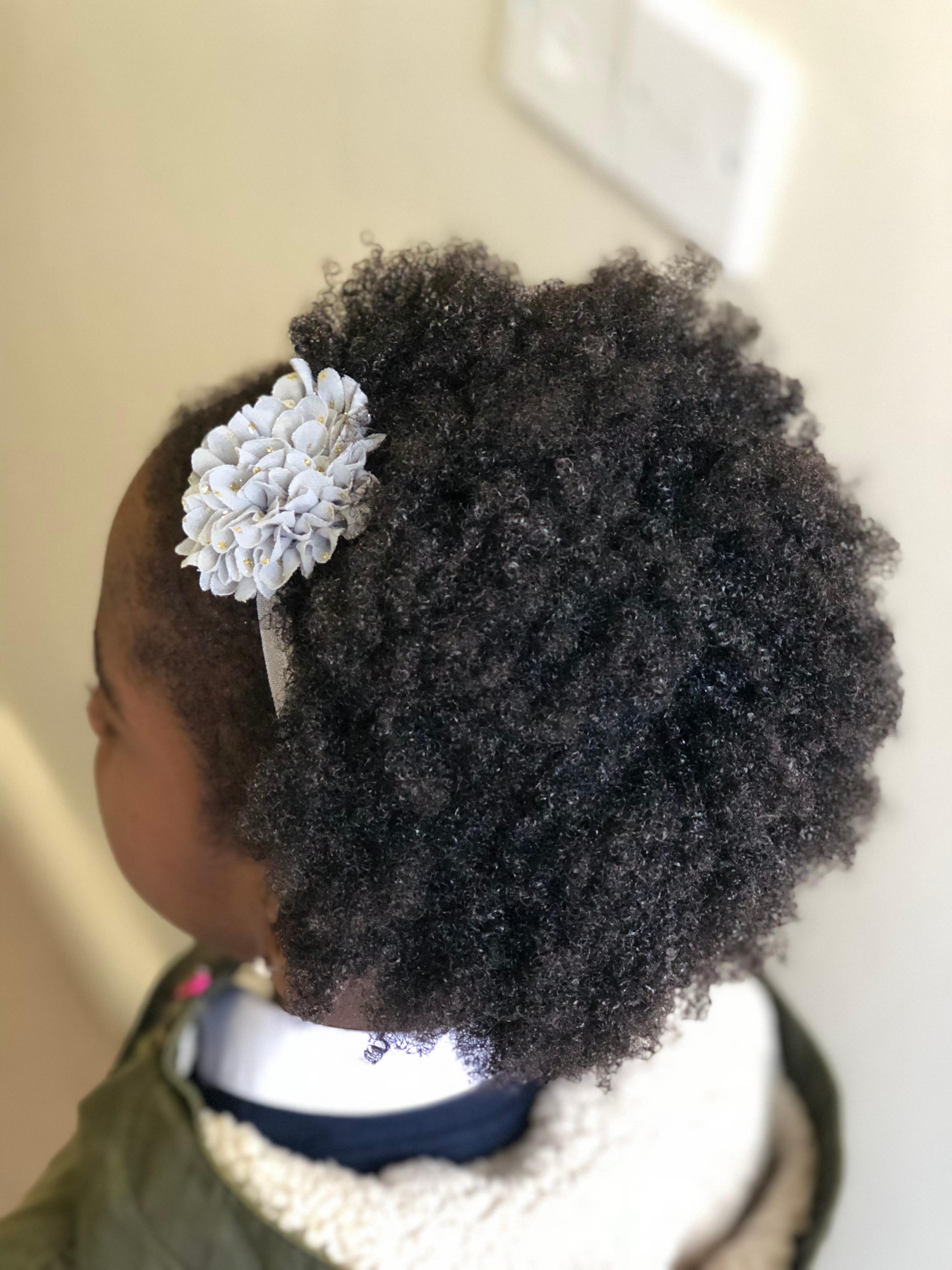 Hair Play Date