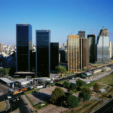 Catalinas & Alem Plaza Towers
