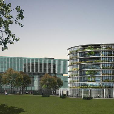 City Goverment Headquarters