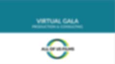 Virtual Gala Offerings