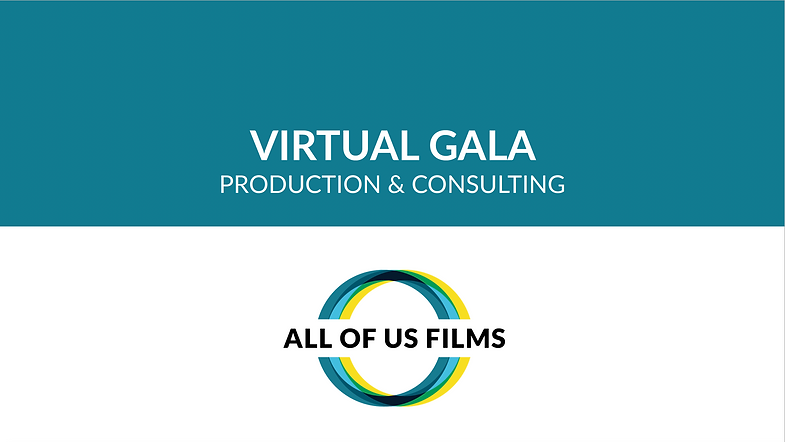 Virtual Gala Offerings