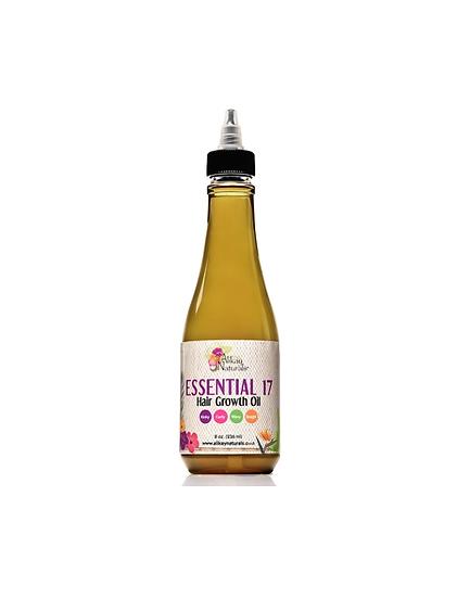 Alikay naturals essential 17 hair growth oil