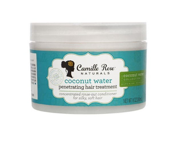 Camille Rose Coconut Water deep conditioning hair treatment