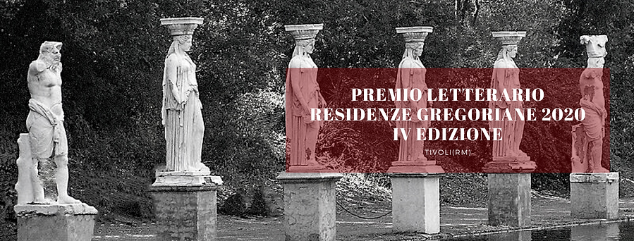 PREMIO LETTERARIO RESIDENZE GERGORIANE 2