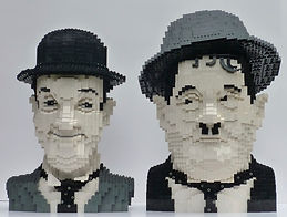 Amazings LEGO LaurelHardy