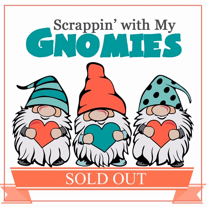 Scrappin' with my Gnomies
