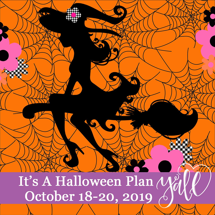 It's A Halloween Planner Event, Y'all